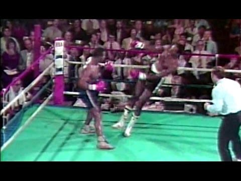 Mike Tyson KOs Richardson First Fight Without Cus This Day in Boxing November 13, 1985