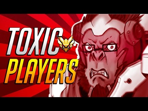 """Most Toxic Players in Competitive"" 