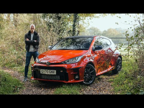 NEW Toyota GR Yaris! Incredible Homologation Rally Car
