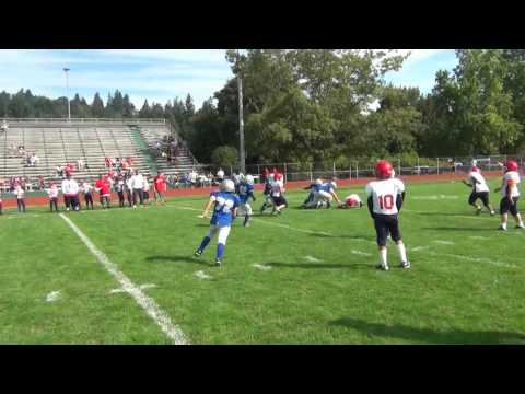 Grant Youth Football Highlight Pt.1