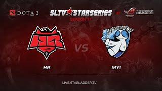 HellRaisers -vs- mYinsanity, SLTV Europe Season 11, Day 15