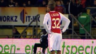 De wedstrijd van Ruben Ligeon
