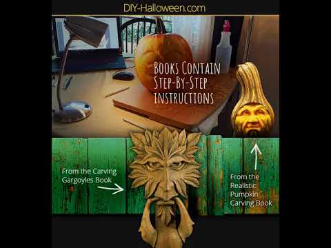 Try 3d Pumpkin Carving This Halloween Youtube