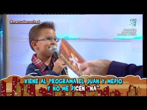 ALEJANDRO CANTANDO A MAXI IGLESIAS