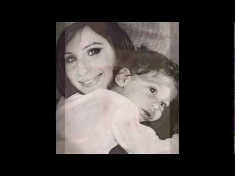 "Barbra Streisand -""If I Could""- With her son Jason Gould"