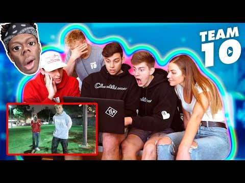 Download Youtube: TEAM 10 REACTS TO KSI DRAMA!!