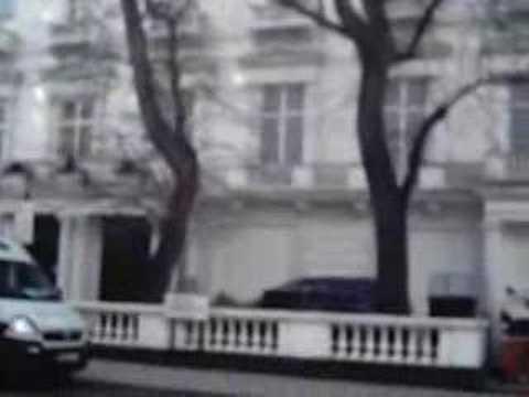 Hidden London: Fake Facade in Leinster Gardens W2