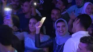 يحيي علاء من حفله تامر حسني ( ملخص الحفله )  | Yahia Alaa From Tamer Hosny's Concert