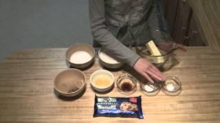 Ghirardelli Milk Chocolate Chip Cookies Part 1