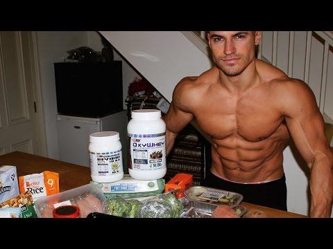 Nutrition & Food Prep: Burn Fat & Build Muscle