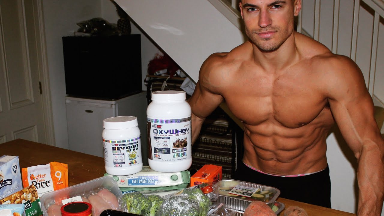 Nutrition & Food Prep: Burn Fat & Build Muscle
