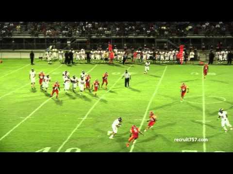 Jamez Brickhouse - Bayside High School (SO CB 5-10 160)