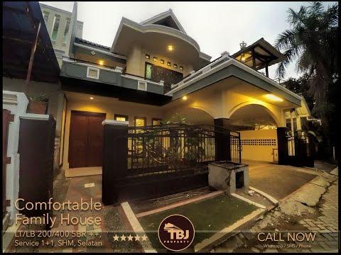 DAPET MURAH! Rumah Cantik VBR 2017 Bintaro 9 Pondok Aren - TBJ