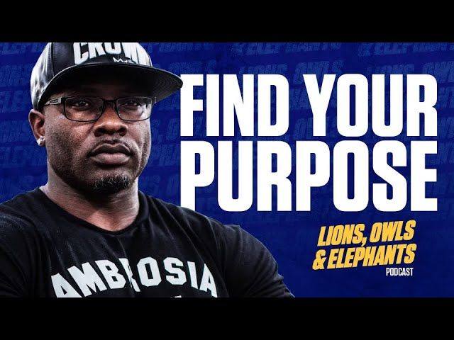 Be a Superior Man and Find Your Purpose   Ft Mac Trucc