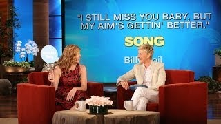 Country Song or Country Wrong with Connie Britton