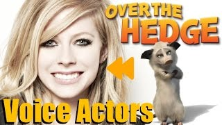 """Over the Hedge"" (2006) Voice Actors and Characters"