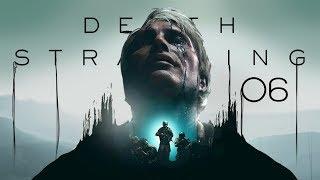 Death Stranding (PL) #6 - Pierwsza styczność z walką (Gameplay PL / Zagrajmy w)