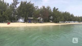 Pulau-pulau Pribadi di Kepulauan Seribu