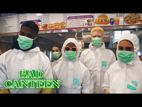 Cleaning the Most Disgusting Kitchen in the World | Bad Canteen Ep #2
