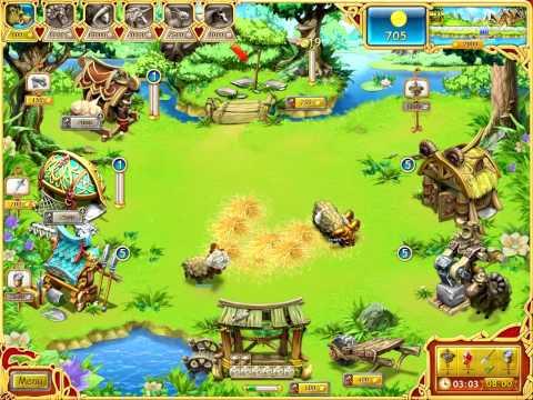 Farm Frenzy: Viking Heroes - Standard Level 42