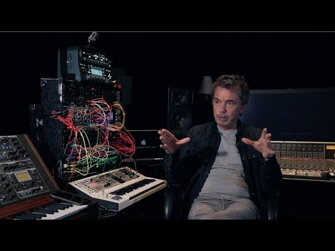 Garage special with Jean-Michel Jarre