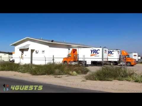 YRC FREIGHT CO, KINGMAN ARIZONA
