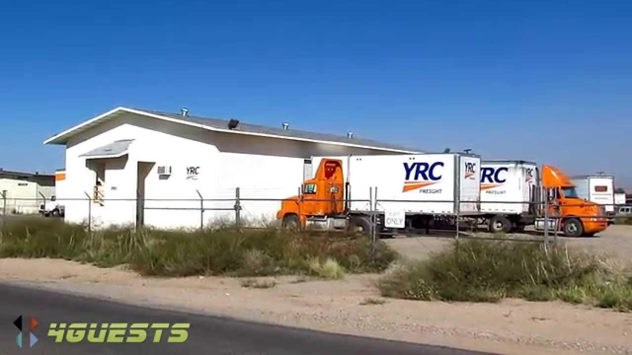 Yrc freight co kingman arizona youtube