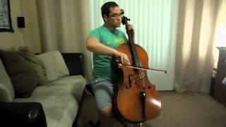 3. Minuet - Boccherini - Suzuki Cello Book 3