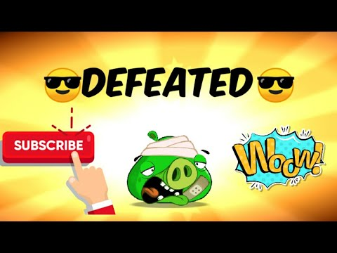 Angry Birds 2 | Defeating Boss #3