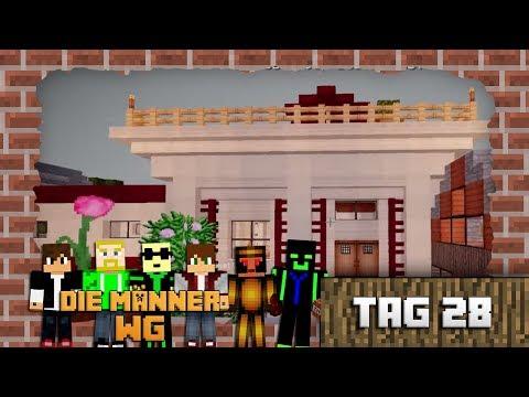 Minecraft Männer WG Tag 39b (jaja schon wieder die Monsterfalle) von YouTube · Dauer:  23 Minuten 16 Sekunden