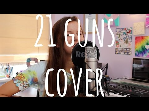 21 Guns (Green Day) Acoustic Cover | Sophie Leake