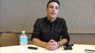 Arrow Interview with Colton Haynes on Season 3 Thumbnail
