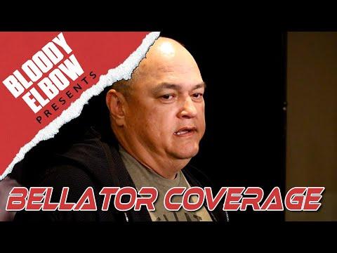 Scott Coker talks Bellator 228, Ryan Bader's next move, Cris Cyborg, more