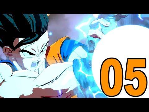 Dragon Ball FighterZ - Part 5 - RESCUING GOHAN!