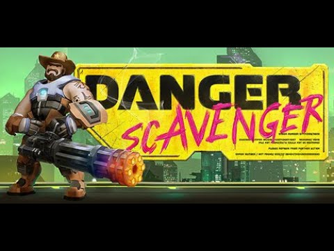 Danger Scavenger Gameplay PC No Commentary  
