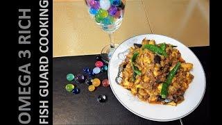Omega 3 Rich Fish Guard Cooking / বাংলাদেশী কার্প মাছের পেটা রান্না