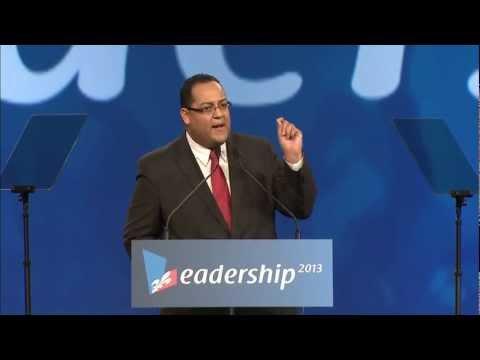 Leadership 2013 - Discours De Saul Polo, Président Du PLQ