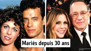 13 Couples Heureux d'Hollywood qui Sont Ensemble Depuis Toujours