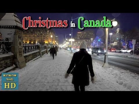 Christmas in Canada | Ottawa
