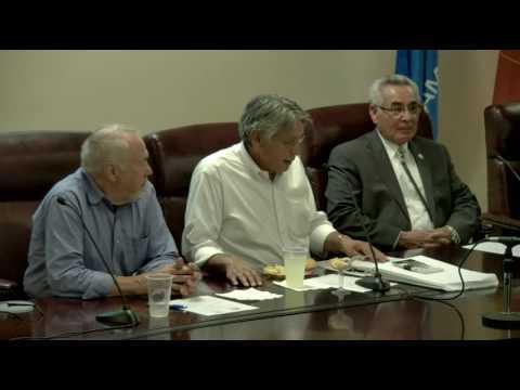 National Native American Veterans Memorial Consultation Meeting