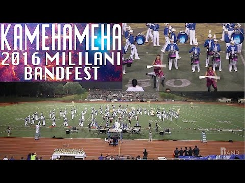 "Twisted | 2016 Kamehameha Schools ""Warrior"" Marching Band & Color Guard 