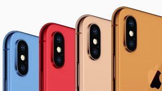 iPhone 9 / X Plus: Утекли Данные о Цветах. Смартфоны Samsung Сливают Ваши Фото. SD-карты на 128 ТБ.