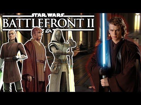 Order 66: Jedi Hunt - Star Wars Battlefront 2 Concept