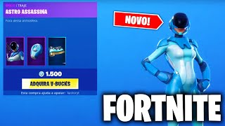 "* NEW * FORTNITE ITEMS STORE | SKIN ""ASTRO ASSASSIN"" 