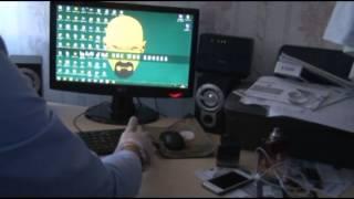 Задержание хакера который ДДОСил российские крупные сайты(Беспрецедентную по масштабам виртуальную войну сумели остановить сотрудники Управления