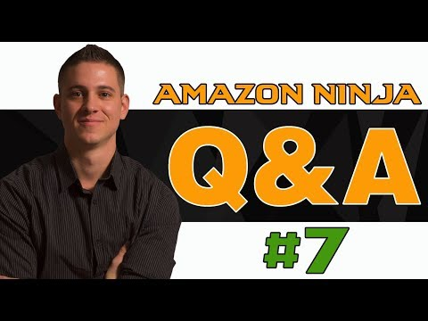 AMAZON FBA NINJA COURSE STUDENT QUESTIONS AND ANSWERS SESSION #7 | AMAZON FBA 101 TUTORIAL EXPLAINED