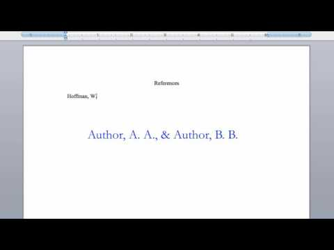 APA Book Citation