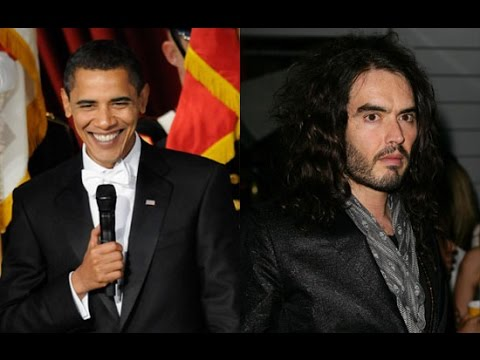Russell Brand On Why Obama Could Never Bring Actual Change
