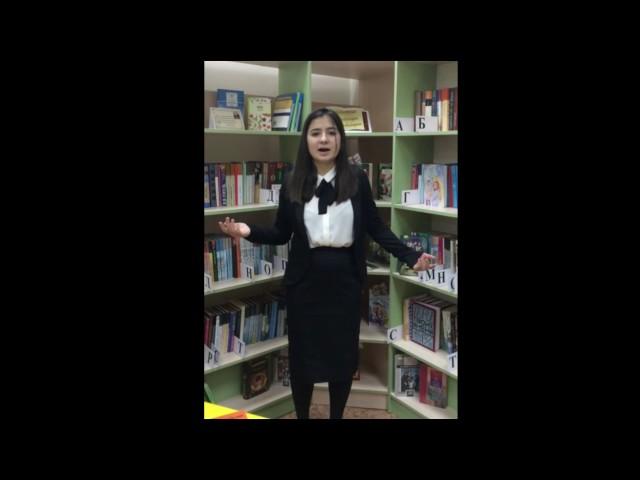 Изображение предпросмотра прочтения – ГюзельРамазанова читает произведение «Зимний вечер» А.С.Пушкина