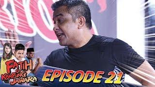 WHAAATTT!!! Master Sarob Batalin Duel Doni VS Fatih? - Fatih di Kampung Jawara Eps 21